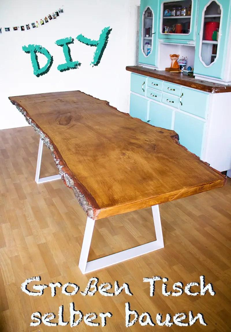 Eichentisch Selber Bauen Tischplatte Selber Bauen Abnehmbar