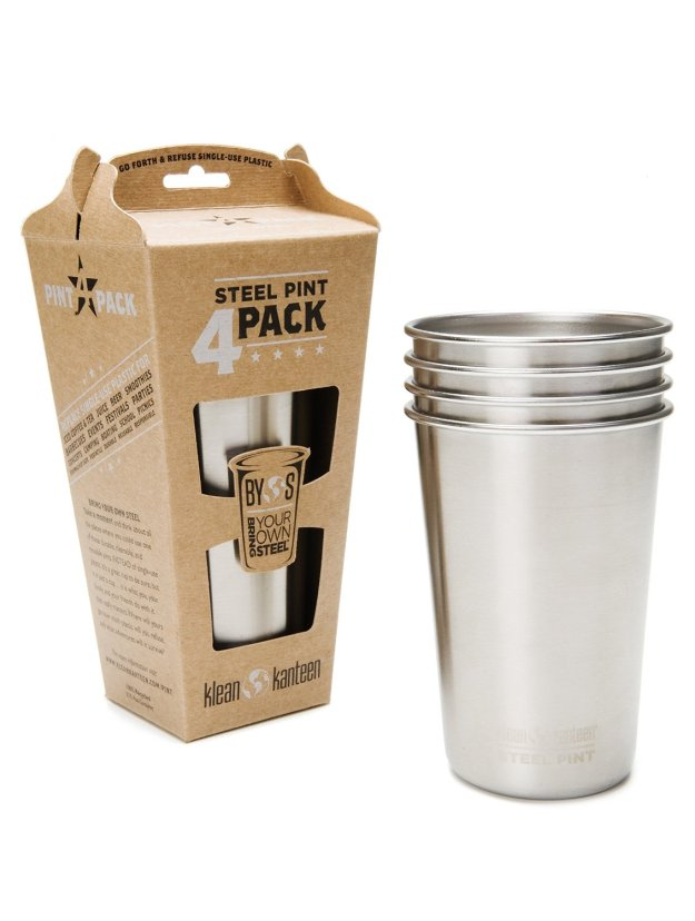 Klean Kanteen Steel Pint Cup