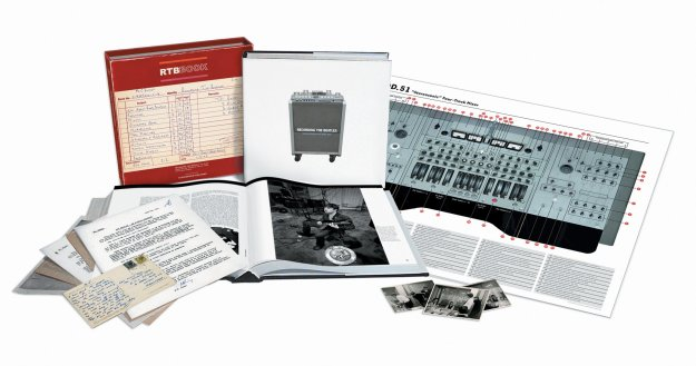 Recording the Beatles book - music gifts for music nerds