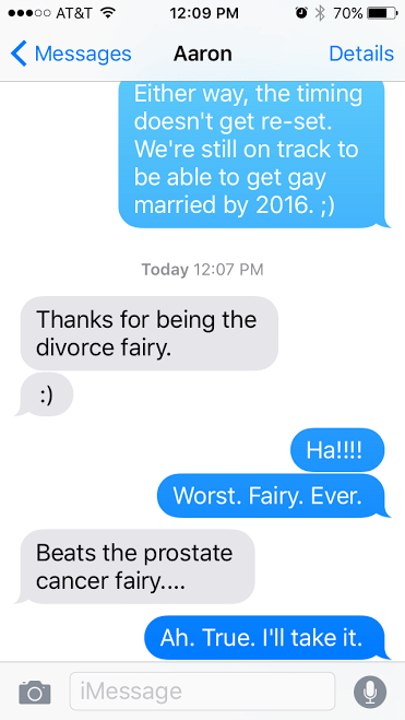 The Divorce Fairy