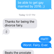 divorce fairy