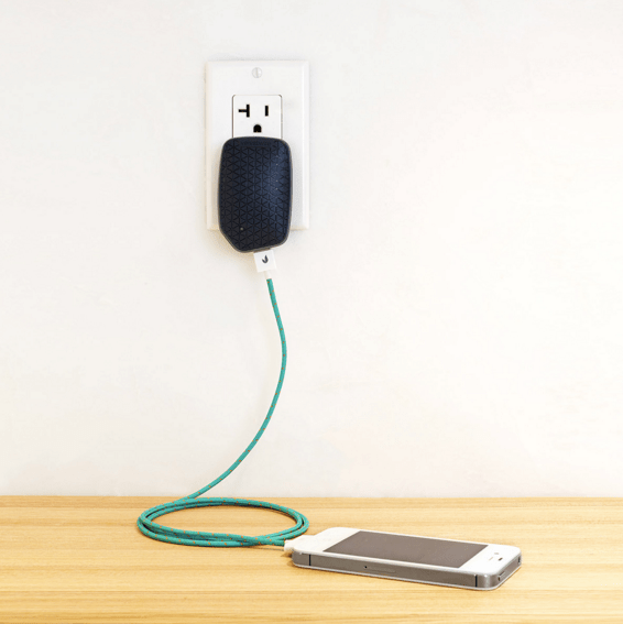 smart wall charger for a yankee gift swap
