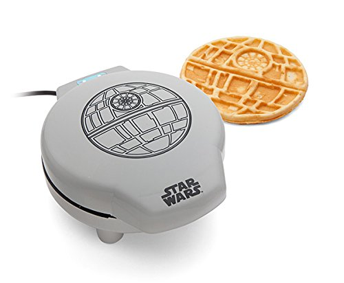 The Death Star Waffle maker!
