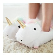 smoko-unicorn-light-up-slippers