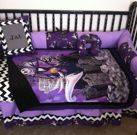 Nightmare Before Christmas Baby Bedding Sets Funkthishouse Nightmare Before  Christmas Baby Shower Decorations   Nightmare Christmas