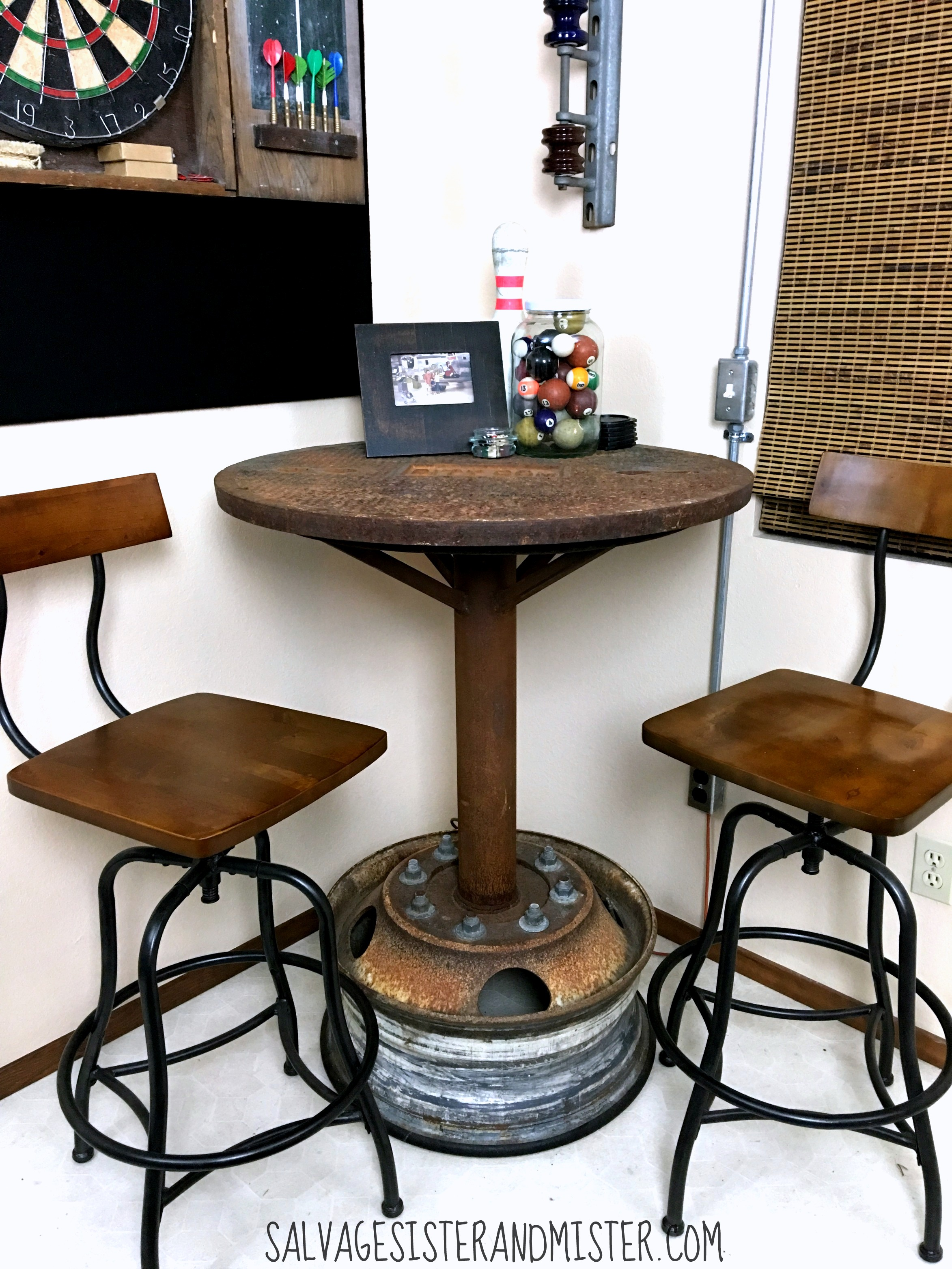 Diy Salvaged Junk Projects 411