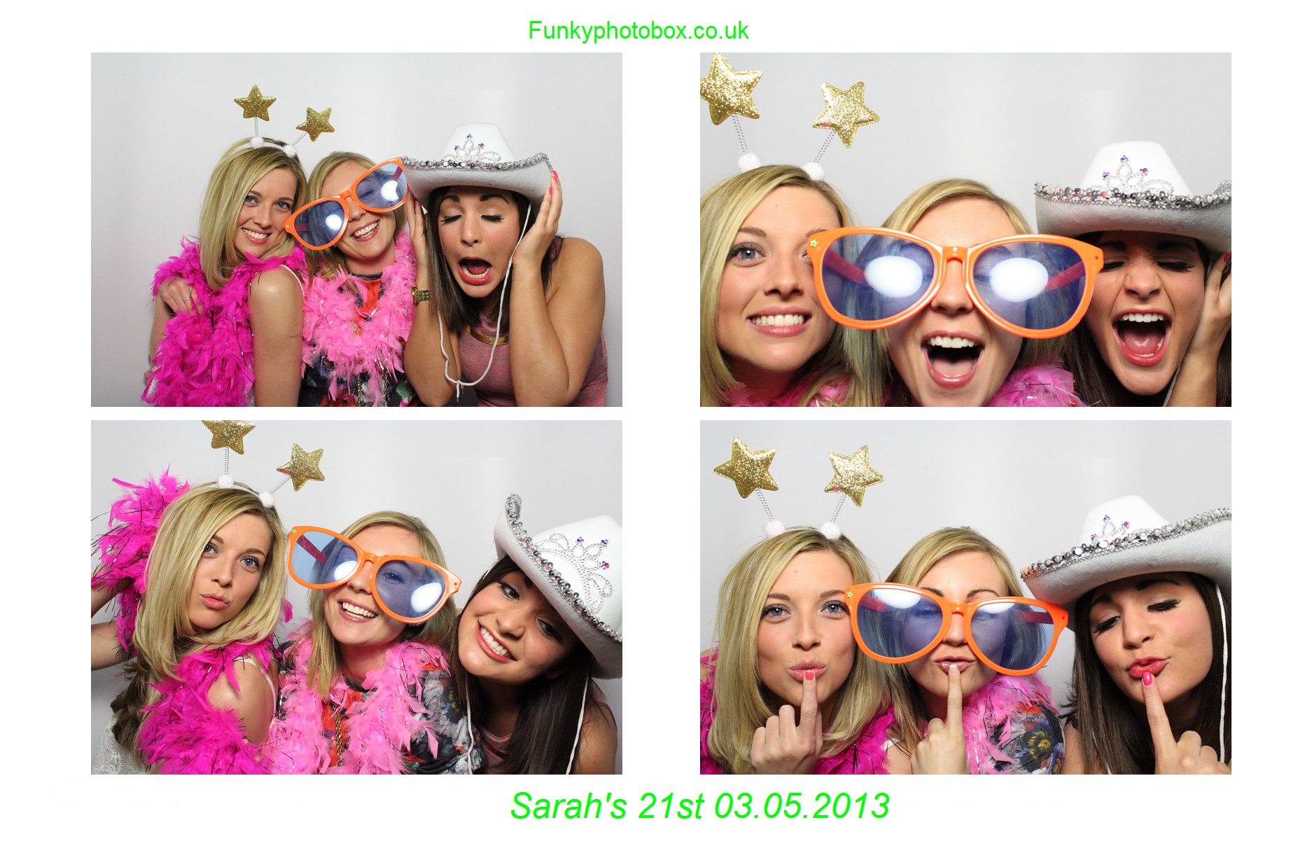 Photobox Party Funky Photobox