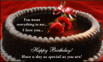 Happy Birthday Wishes Quotes Love