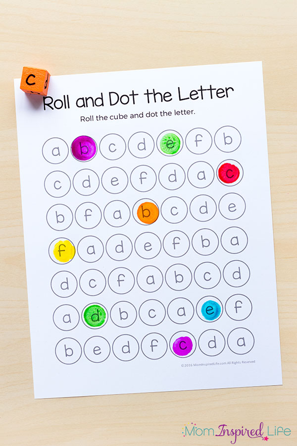 Printable Alphabet Activities Mega Bundle
