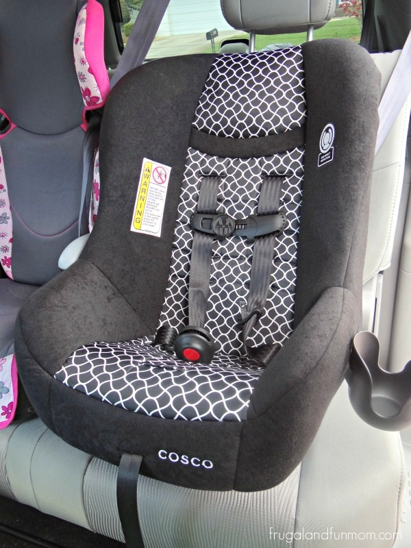 Rear Facing Car Seat Walmart Cosco Scenera Next Convertible Car Seat Review With 25
