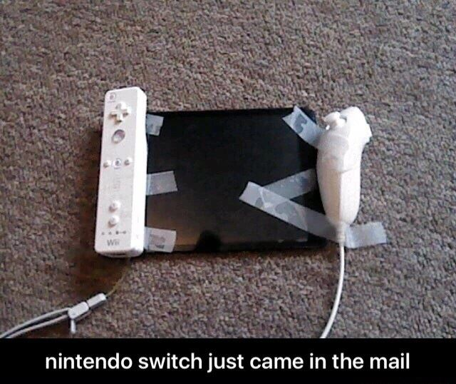 The Nintendo Switch is already out!