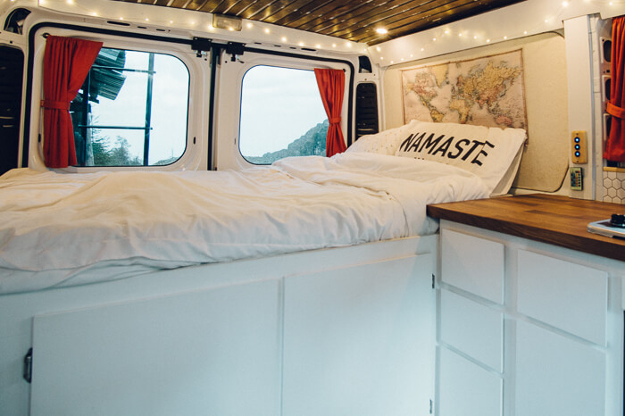 Diy Camper Van Conversion Diy Campbellandkellarteam