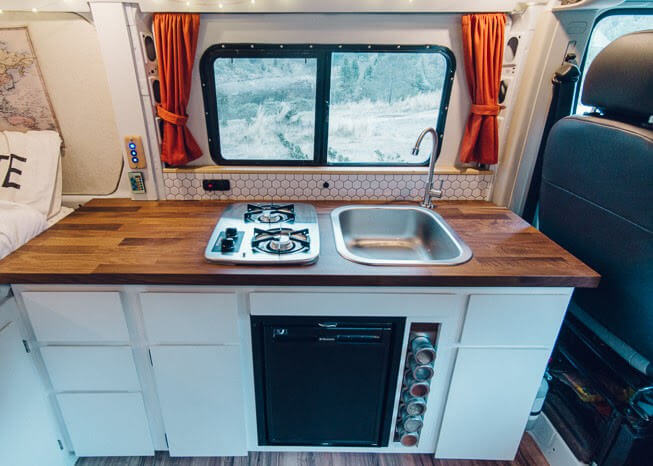 Ikea Dishes Set 50 Van Life Tips For Living On The Road