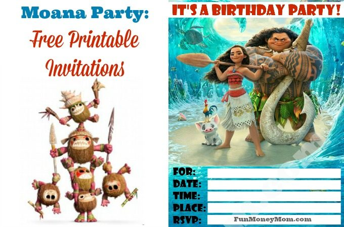 making birthday invitations online free
