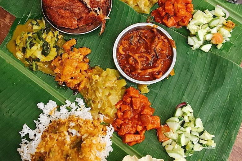 5 Lesser Known Banana Leaf Rice In Subang Jaya