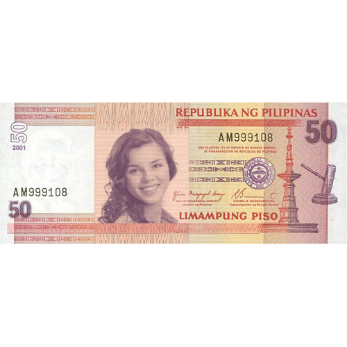 Put Your Face on Money with \u0027Philippine Peso\u0027 Template