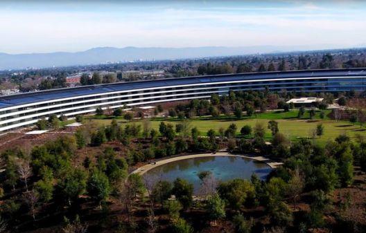 Apple park HQ
