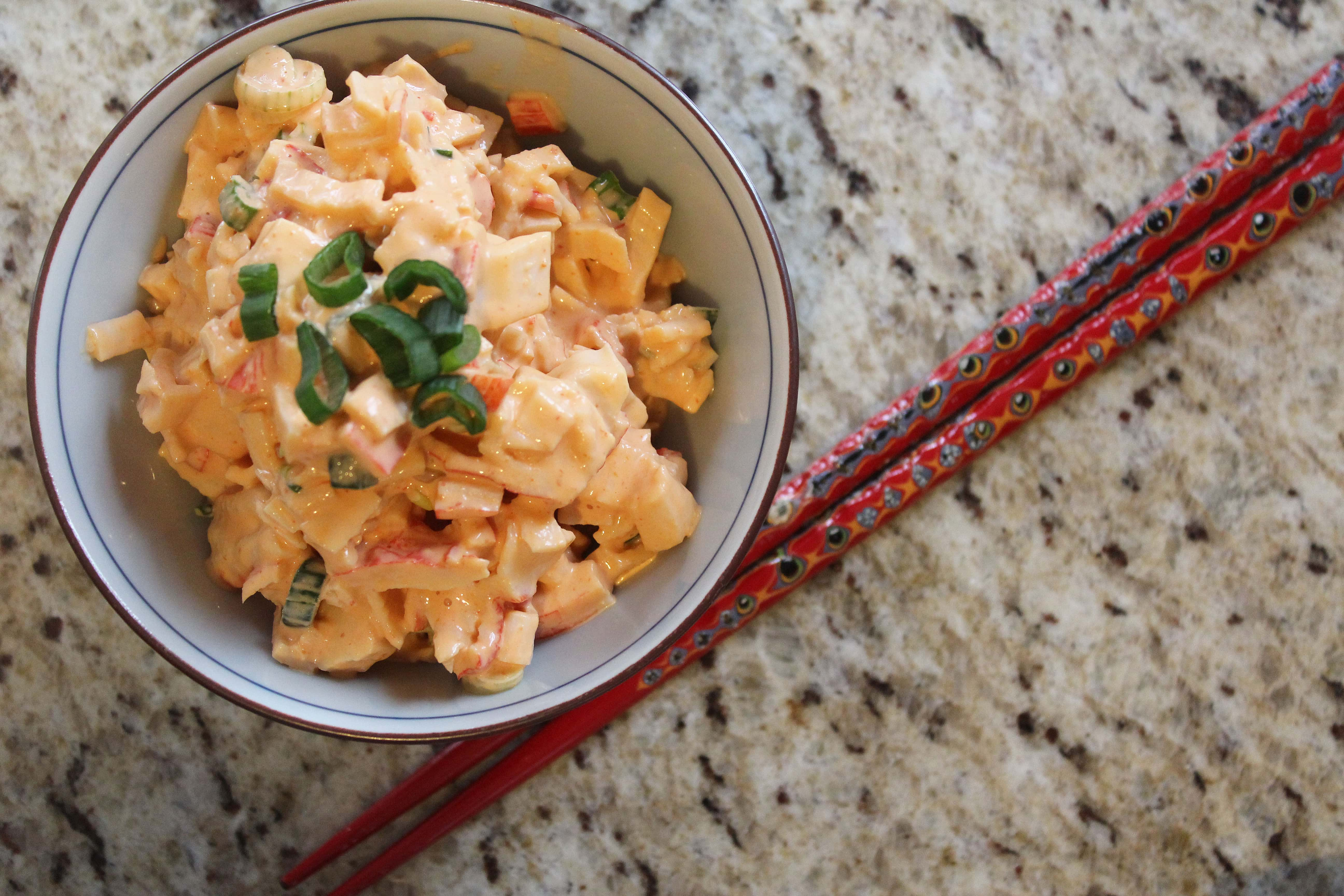 Yummy Spicy Food Recipes Salad With Hashi