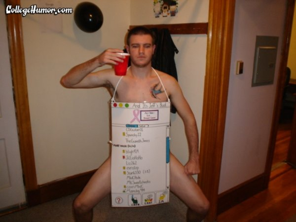 Lovely Funny College Guy Halloween Costumes ✓ The Halloween And Makeup