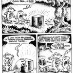 Cartoon of the Week for August 27, 2003