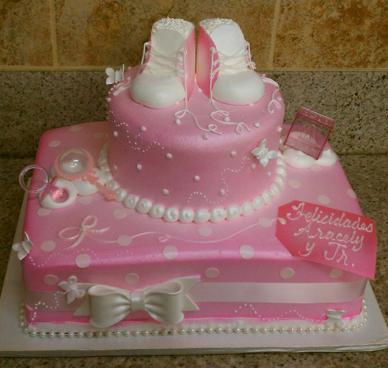 Decoration Ideas Baby Shower Girl 70 Baby Shower Cakes And Cupcakes Ideas