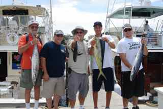 Charters funtastic america for Bolo sport fishing