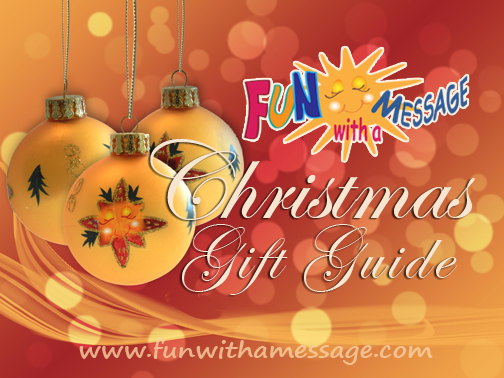 Fun with A Message holiday-guide
