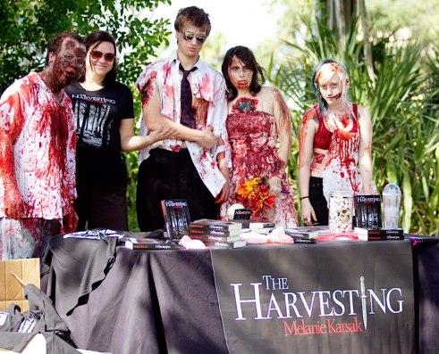 harvesting KristyCN
