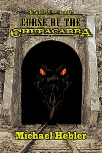 Curse of the Chupacabra cover