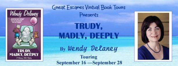 trudy madly deeply banner