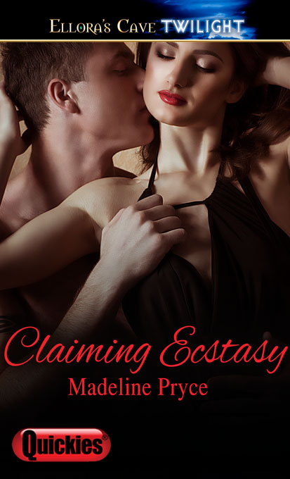 Claiming Ecstasy cover