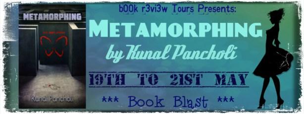 Metamorphing banner