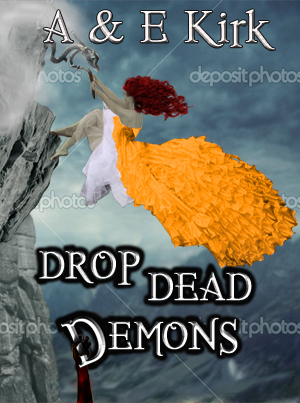 Divinicux nex Drop Dead Demons Mock Up guest post
