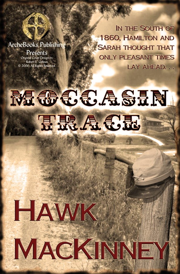 MocassinTrace cover