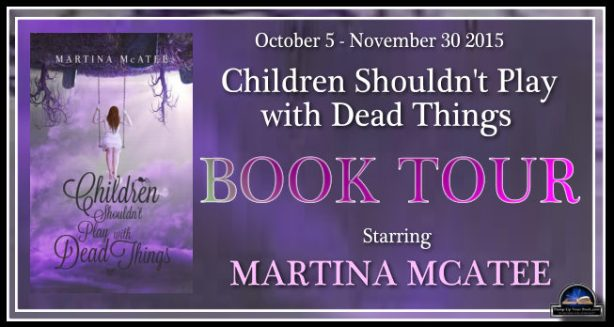 Children Shouldn't Play with Dead Things banner