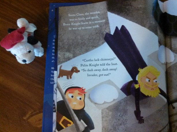 book and pound puppies 002