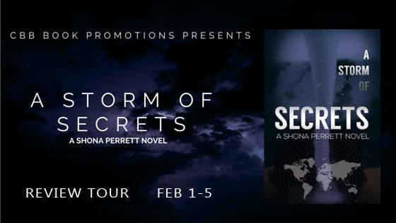 A Storm of Secrets Banner