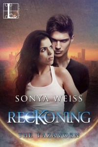 Reckoning cover