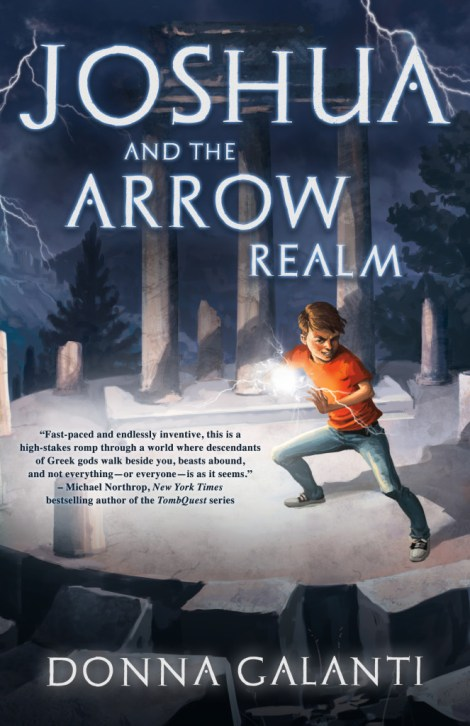 Joshua and the Arrow Realm ebook