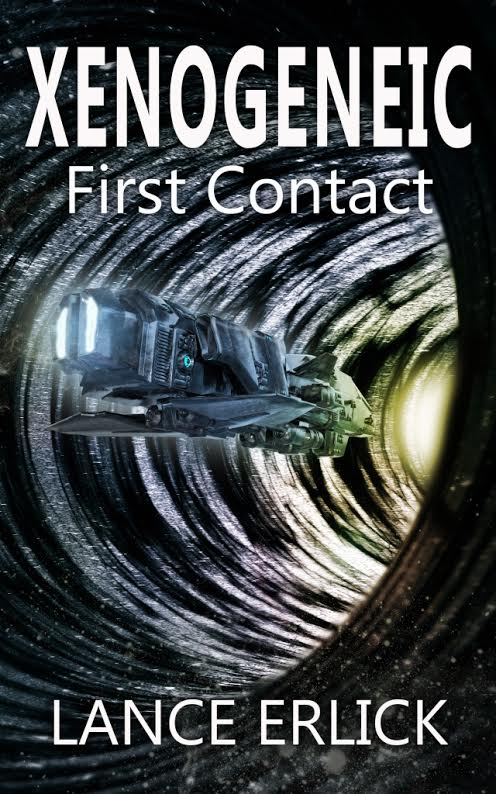 XenoGeneic First Contact cover