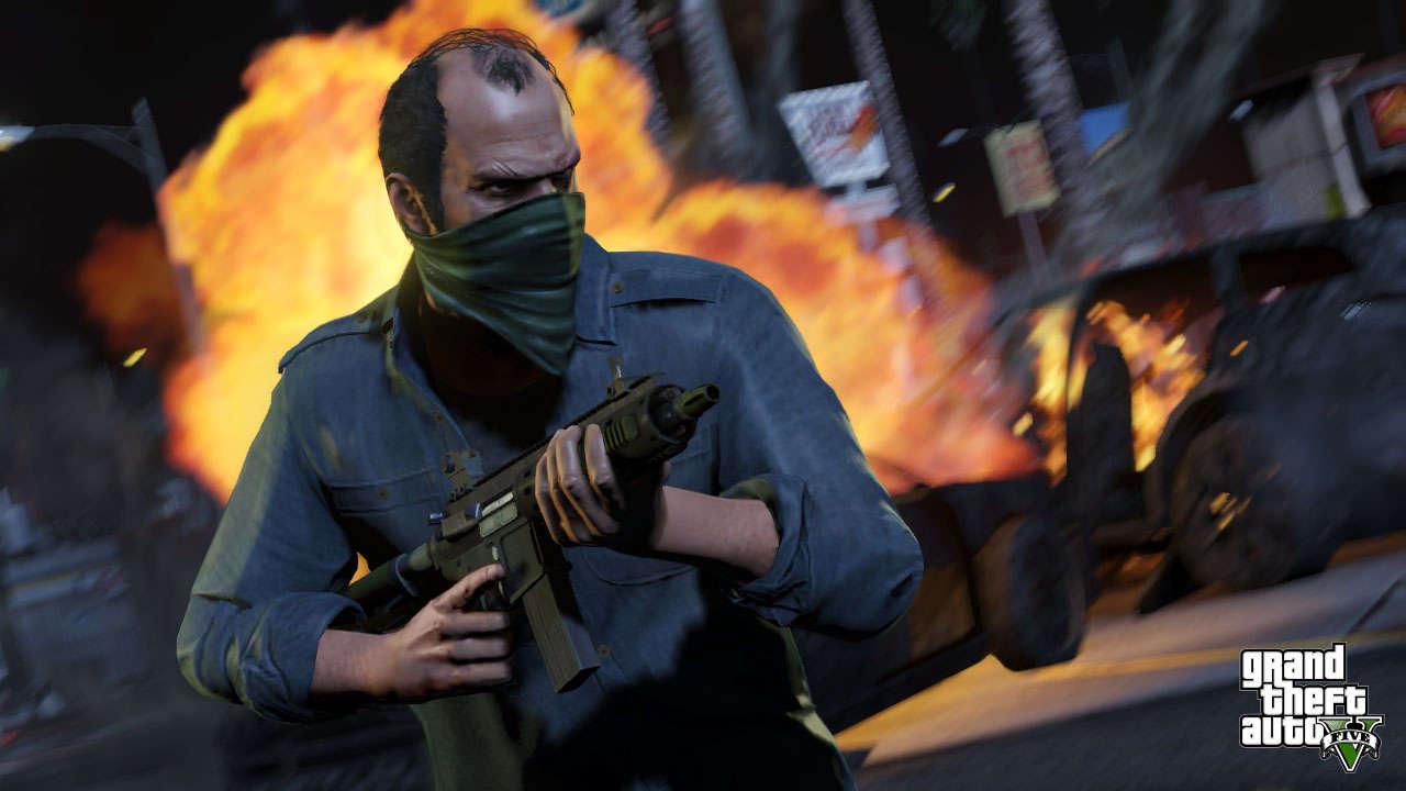 GTA Online Bounty Hunter