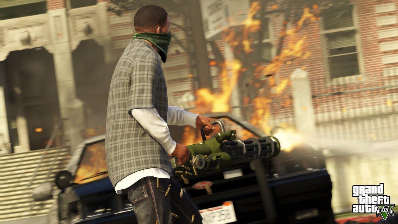 GTA Online Gang Attack