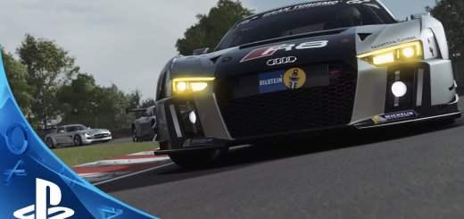 Gran Turismo Sport 2016