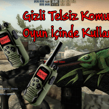 Counter-Strike: Global Offensive İçin Gizli Telsiz Komutları