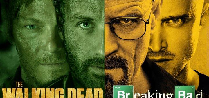 breaking bad ile the walking dead arasindaki muhtesem benzerlikler