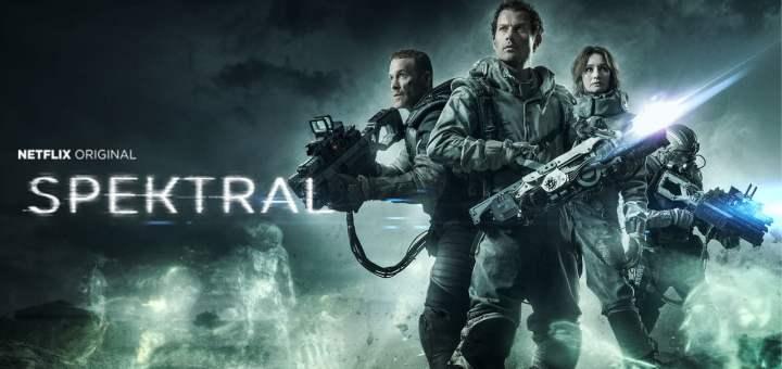 spectral movie banner