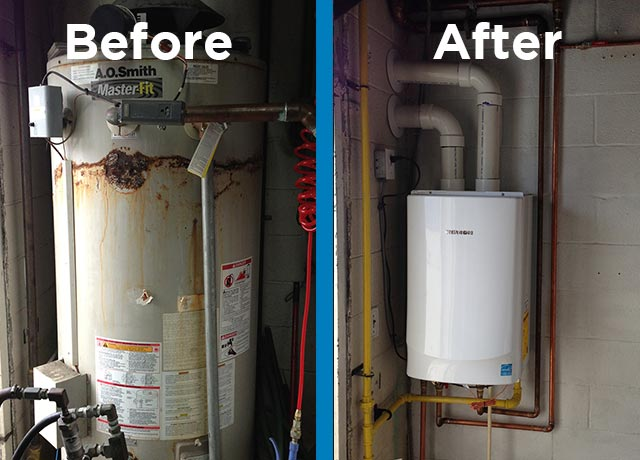 Tankless Water Heater Edmonton Buying Guide For Homeowners