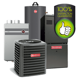 New HVAC System and Furnace Financing