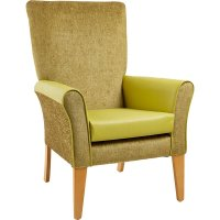 Cambourne High Back Chair - Furncare