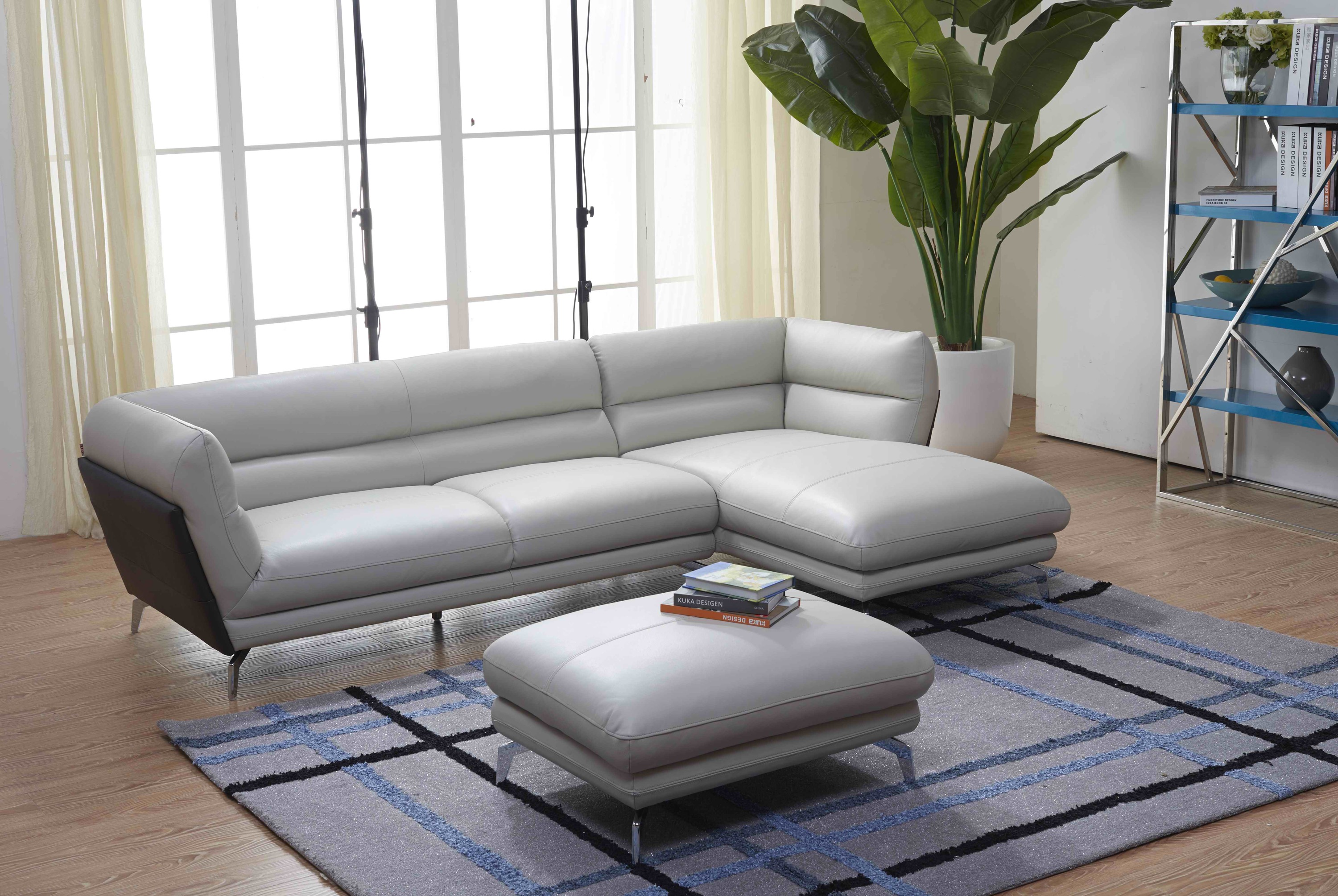 Designer Sofas Kuka Designer Sofa, Is This The Funkiest Corner Suite Ever - Furnimax News